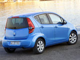 Opel Agila (B) 2008 pictures