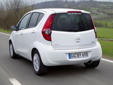 Opel Agila ecoFLEX (B) 2009 images