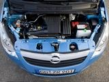 Photos of Opel Agila (B) 2008