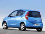 Pictures of Opel Agila (B) 2008