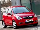 Pictures of Opel Agila ecoFLEX (B) 2009