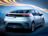Images of Opel Ampera Concept 2009