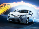 Opel Ampera Concept 2009 pictures