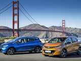 Opel Ampera-e 2017 pictures