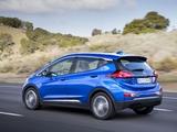 Opel Ampera-e 2017 images