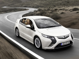 Photos of Opel Ampera 2011