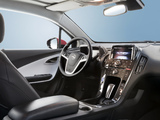 Pictures of Opel Ampera 2011