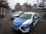 Pictures of Opel Ampera Polizei 2011