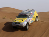 Images of Opel Antara Dakar 2007