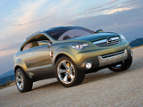 Opel Antara GTC Concept 2005 wallpapers