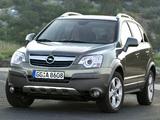 Opel Antara 2006–10 images