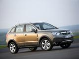 Opel Antara 2006–10 photos