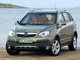 Opel Antara 2006–10 pictures