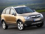 Opel Antara 2006–10 wallpapers
