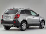 Opel Antara Van 2007–10 photos