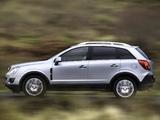 Opel Antara 2010 pictures