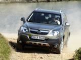 Photos of Opel Antara 2006–10