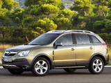 Pictures of Opel Antara 2006–10