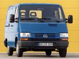 Images of Opel Arena Van 1998–2000
