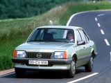 Images of Opel Ascona (C2) 1984–86