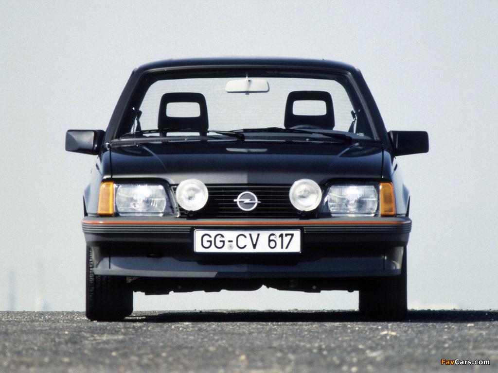 Images of Opel Ascona Sport (C1) 1984 (1024 x 768)