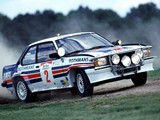 Images of Opel Ascona B400 Rally Version (B)