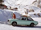 Opel Ascona (B) 1975–81 photos