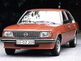 Opel Ascona Berlina (B) 1975–81 photos