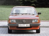Opel Ascona Berlina (B) 1975–81 pictures