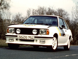 Opel Ascona 400 (B) 1979–81 photos
