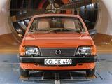 Opel Ascona (C1) 1981–84 images