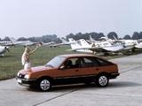 Opel Ascona CC SR (C1) 1981–84 photos