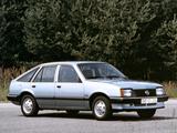 Opel Ascona CC (C1) 1981–84 photos