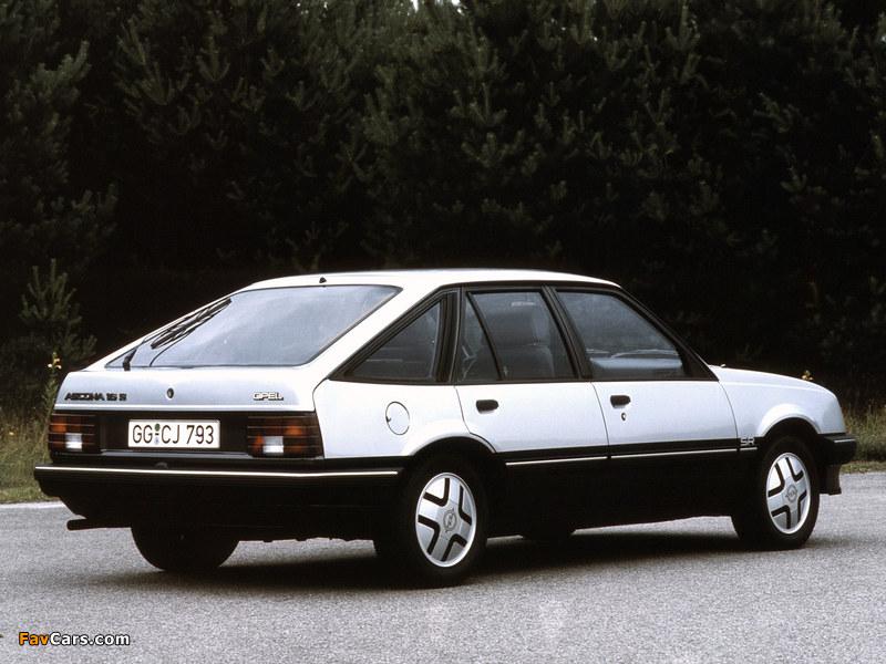Opel Ascona CC SR (C1) 1981–84 pictures (800 x 600)