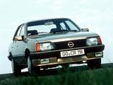 Opel Ascona CD (C1) 1983–84 photos
