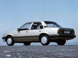 Opel Ascona CD (C1) 1983–84 wallpapers