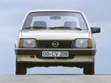 Opel Ascona CC (C2) 1984–86 images