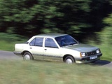 Opel Ascona (C2) 1984–86 images
