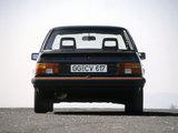Opel Ascona Sport (C1) 1984 pictures