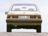 Opel Ascona CC (C2) 1984–86 pictures