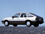 Opel Ascona CC CD (C2) 1984–86 pictures