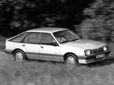 Opel Ascona CC GT (C2) 1984–86 pictures