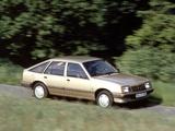 Opel Ascona CC (C2) 1984–86 wallpapers