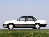 Opel Ascona GT (C3) 1986–87 images