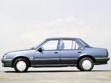 Opel Ascona (C3) 1986–88 images