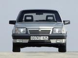 Opel Ascona CC (C3) 1986–88 photos