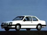 Opel Ascona 2-door (C3) 1986–88 photos