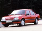 Opel Ascona (C3) 1986–88 photos