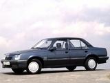 Opel Ascona (C3) 1986–88 pictures