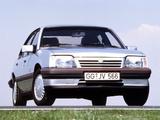 Opel Ascona GT (C3) 1986–87 wallpapers